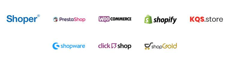 integracja sklepu rodzaje oprogramowania
