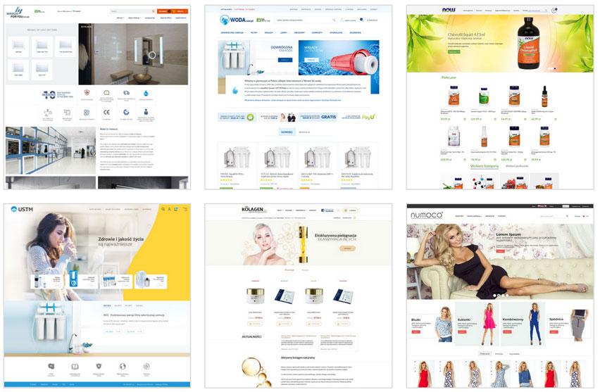 przykładowe sklepy kqs.store