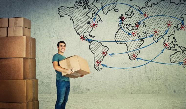 wysyłka paczek do krajów Uni iEuropejskiej